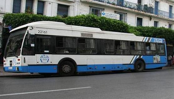 -إطلاق أول  حافلة ذكية   في الجزائر