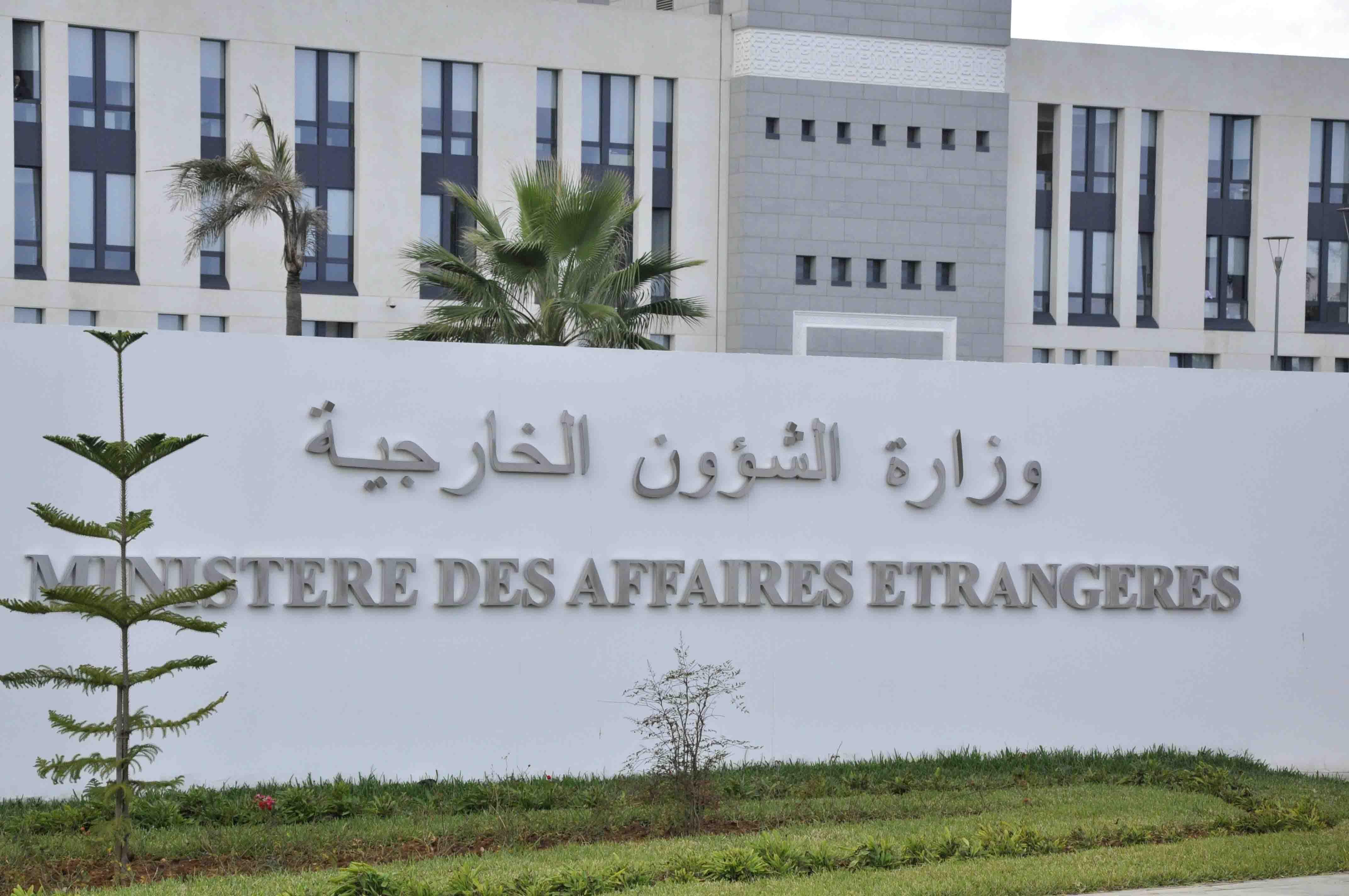 -الجزائر ترفض التصعيد مع المغرب