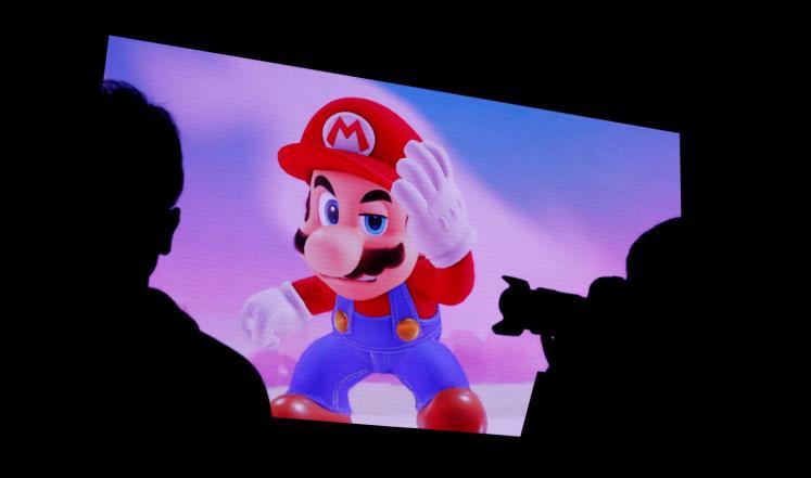 - سوبر ماريو  من منصات الألعاب إلى هوليود