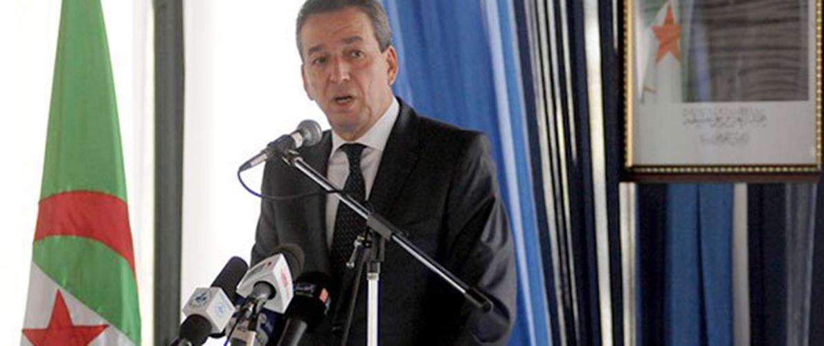 - مشكل الجزائر في الإنتاج وليس المنع