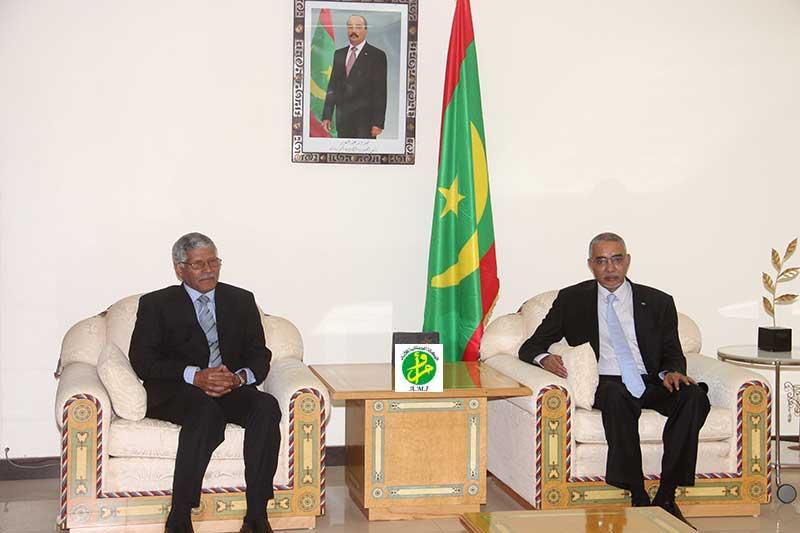موريتانيا تستقبل مبعوثا من البوليساريو