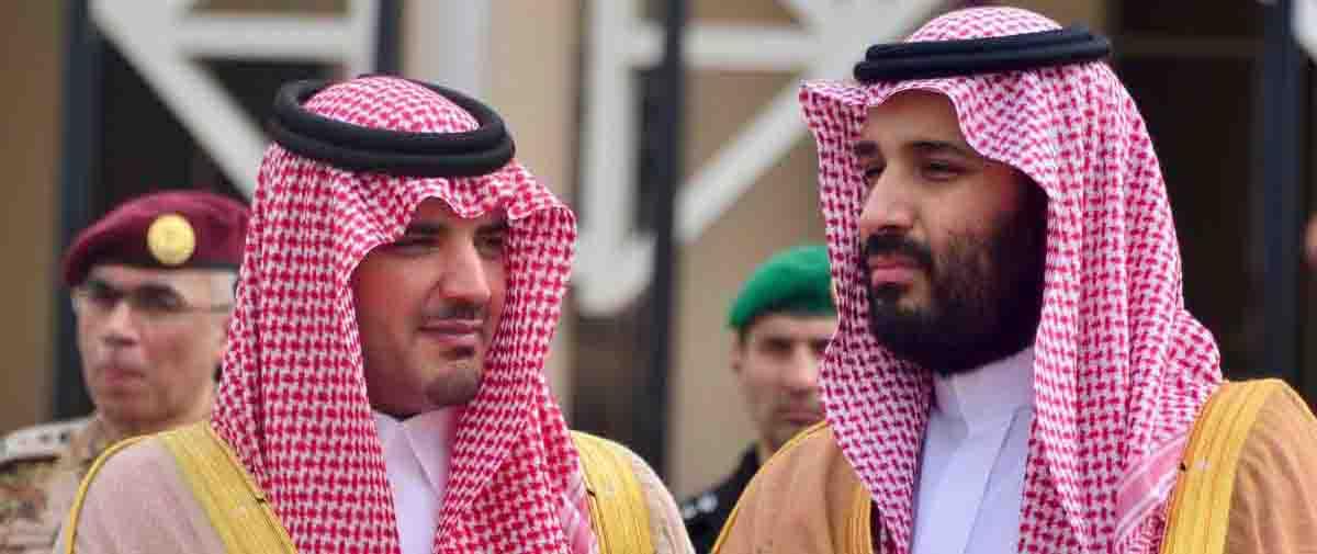 الخبر وزير الداخلية السعودي في الجزائر