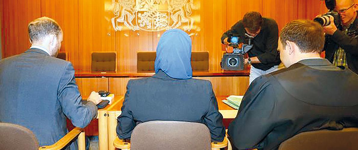 محكمة ألمانية تؤيِّد حقّ حظر الحجاب