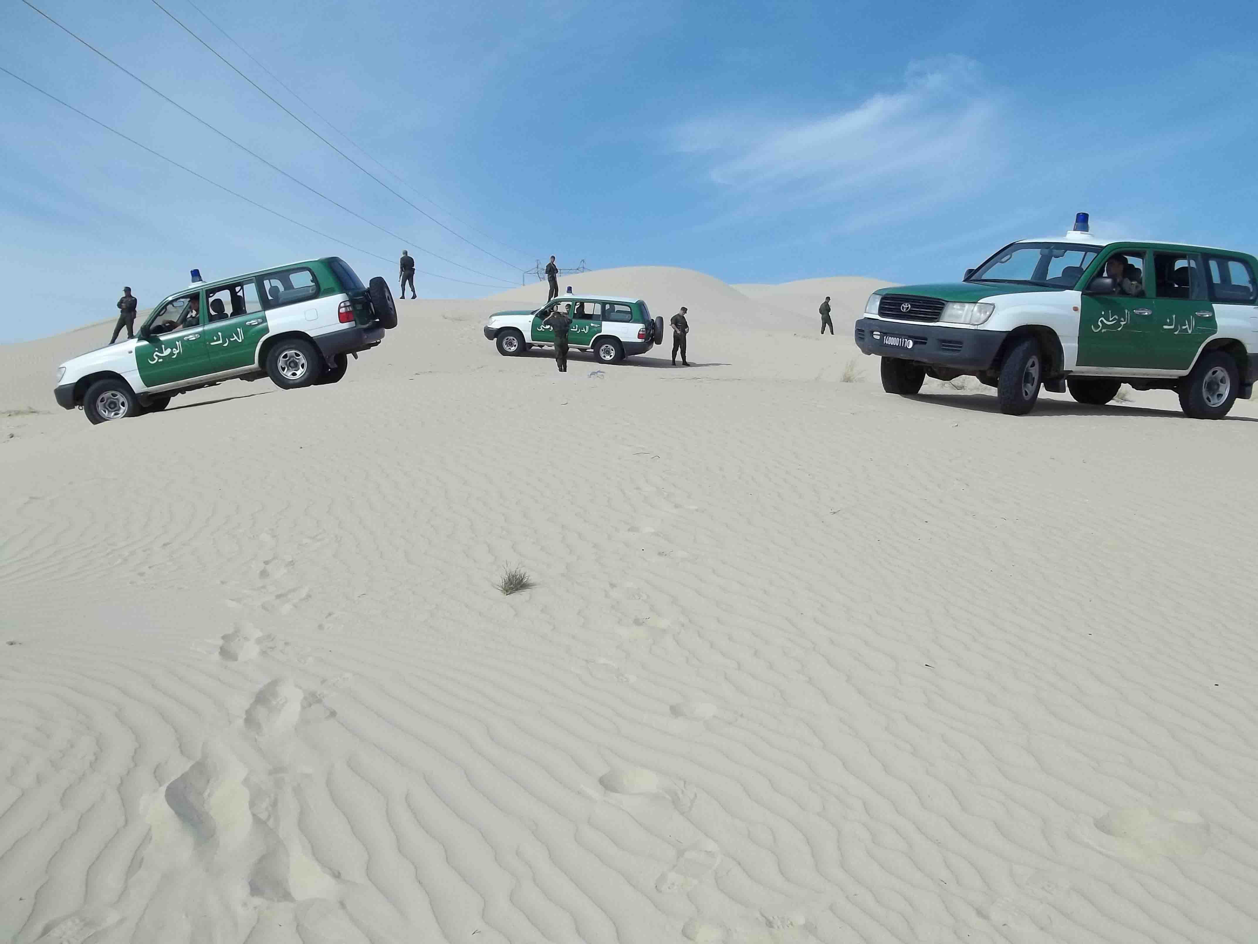 الخبر-الجزائر تتخوف من  غزو بشري  لأراضيها