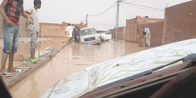 -الجزائر مقبلة على تقلبات جوية كبيرة