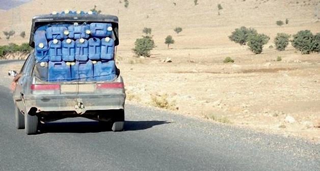 -4 إجراءات من أجل التصدي لمهربي الوقود في الجنوب