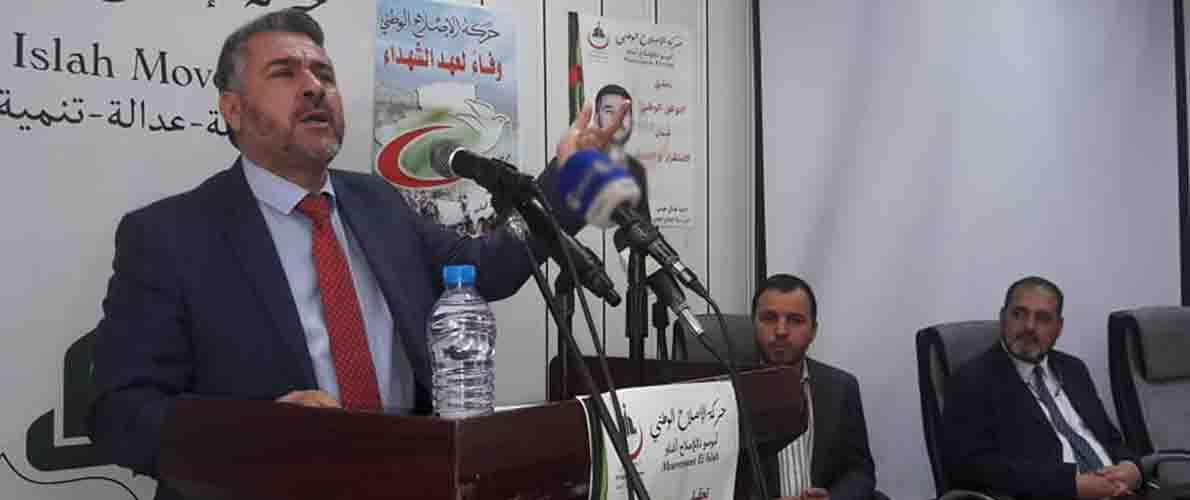 -إسلاميو الجزائر ليسوا على  دين واحد