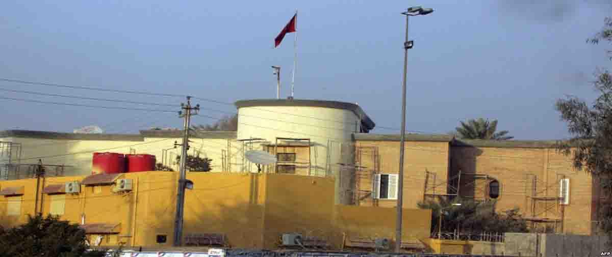 -العراق يستدعي السفير التركي