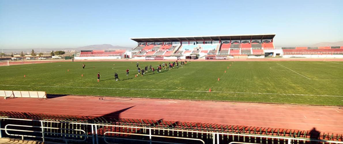 Image result for الملعب الجديد اسم الشهيد خليفي توهامي زبير