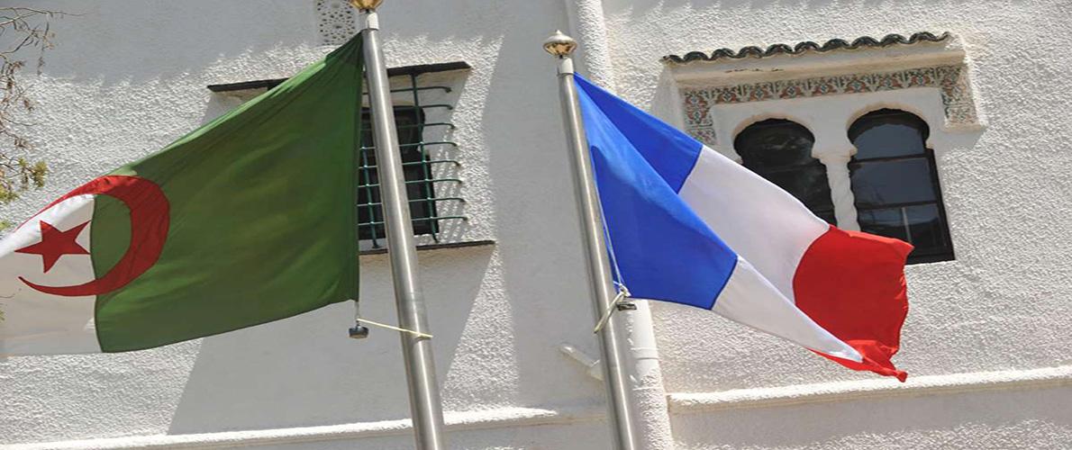 -تعزيز الشراكة  بين الجزائر و فرنسا