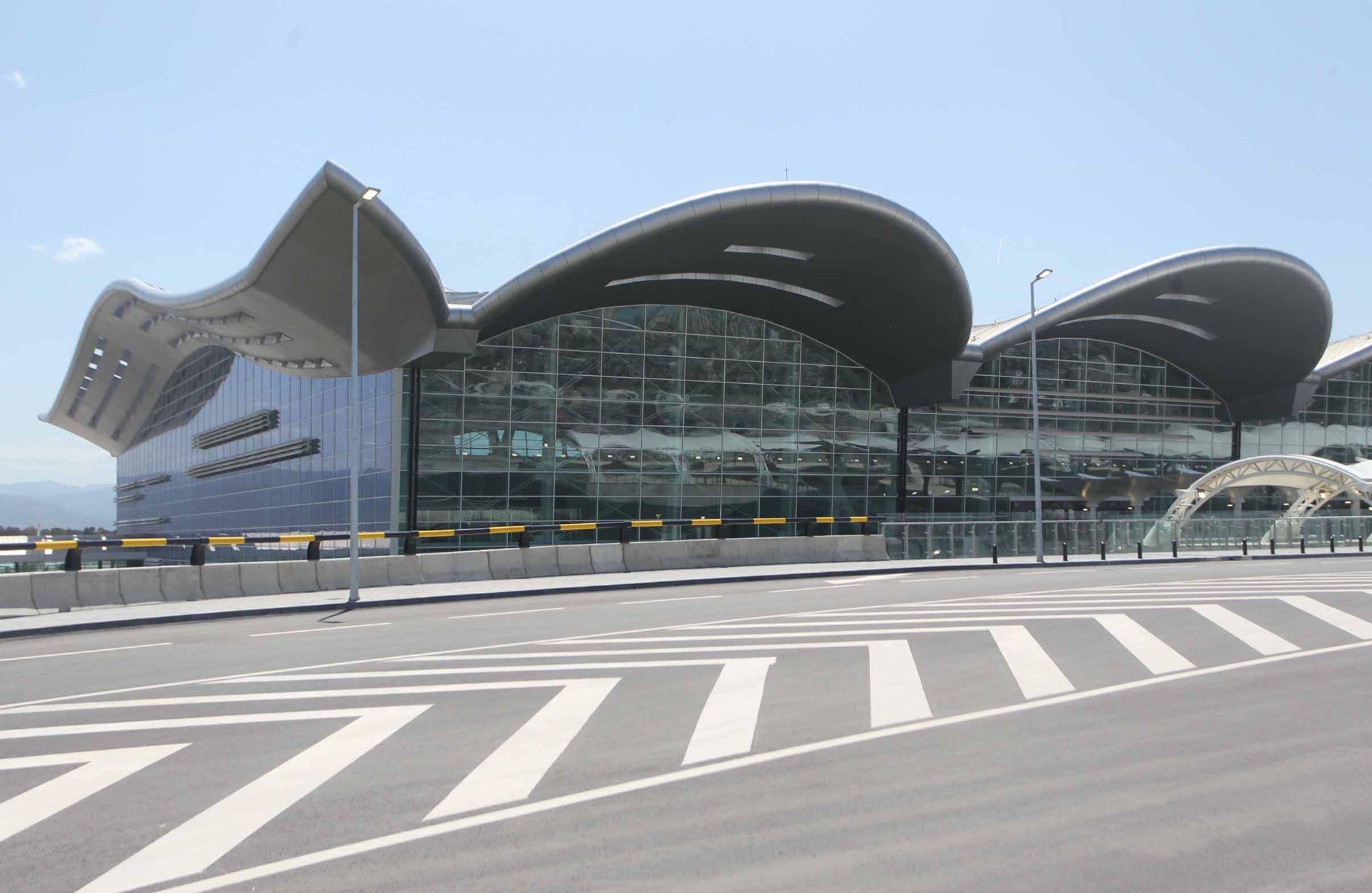 أرقام ومعلومات عن مطار الجزائر الجديد (فيديو)