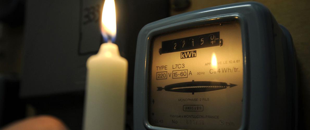 -انقطاع الكهرباء في سوق درقانة ببرج الكيفان
