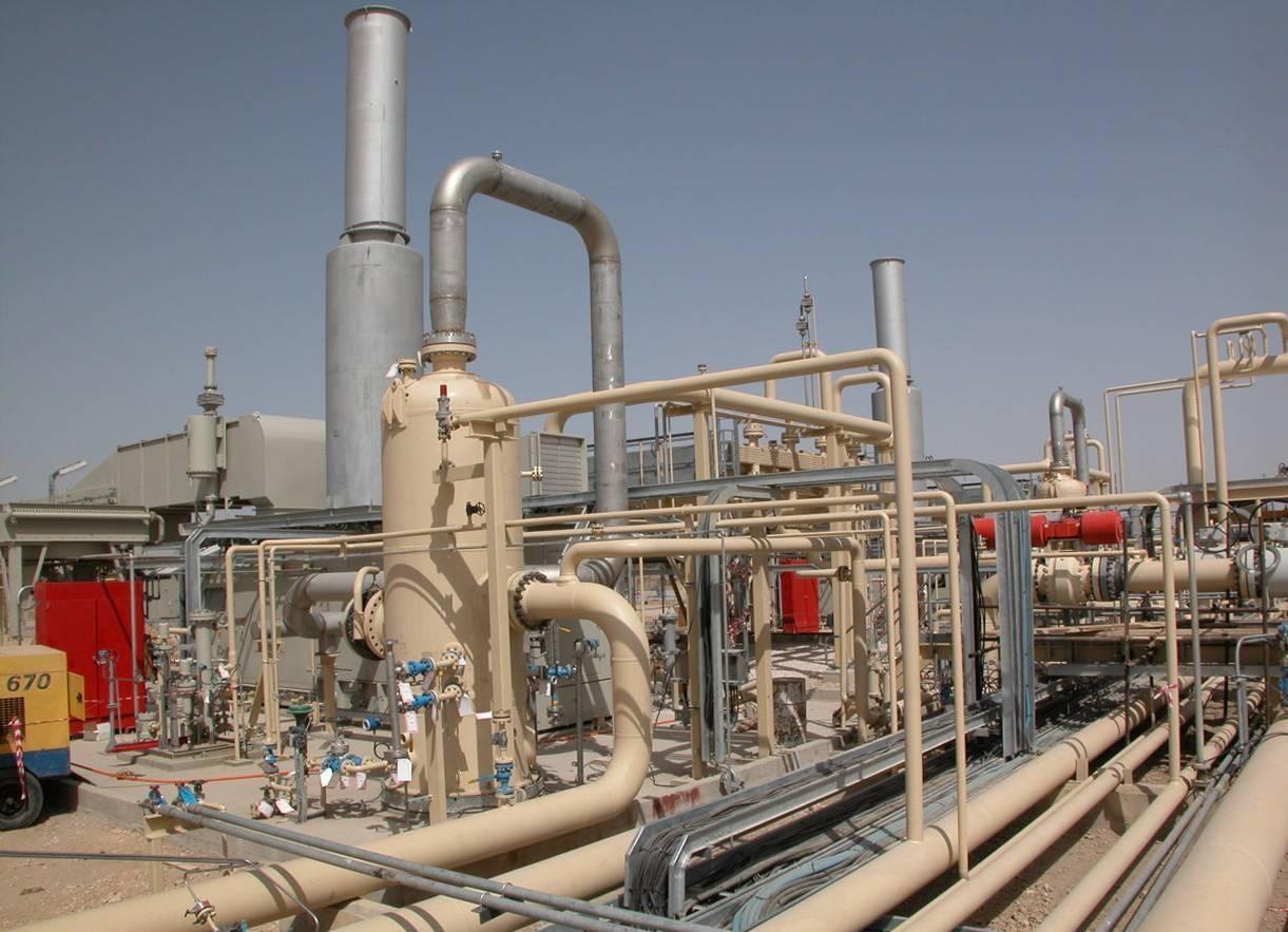 -انخفاض مخيف لصادرات الغاز الجزائري