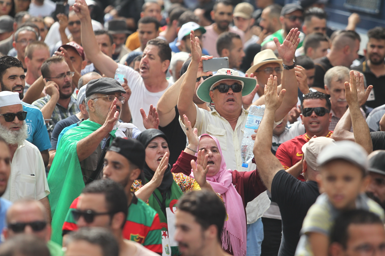 وفد عن الكونغرس الأمريكي لاستطلاع الأوضاع في الجزائر