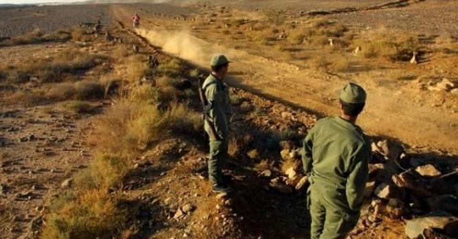 الخبر-قاعدة عسكرية مغربية قرب الحدود مع الجزائر