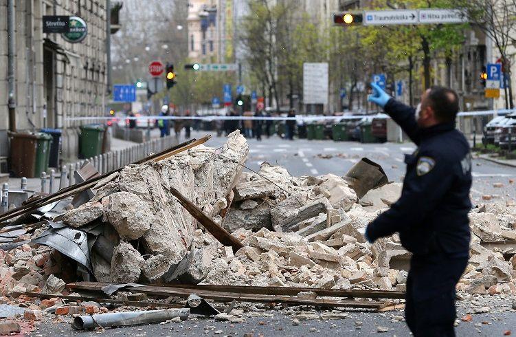 الخبر-زلزال بقوة 6.3 يضرب كرواتيا