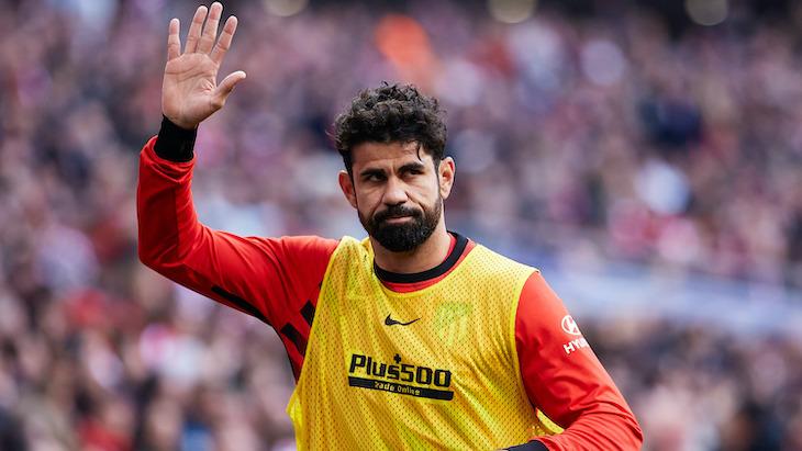 الخبر-دييغو كوستا يغادر أتلتيكو مدريد