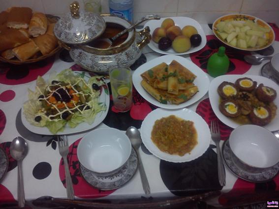 الخبر موائد رمضانية جاهزة لزوجات مدللات وعزاب